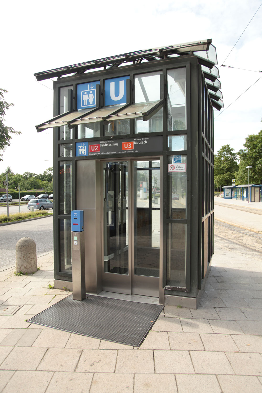 U-Bahn 3